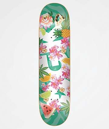 "DGK Paradise 8.0"" Skateboard Deck"