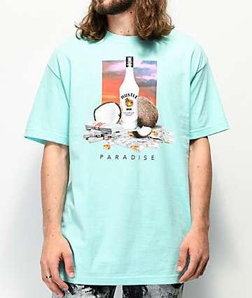 DGK Paradise Turquiose T-Shirt