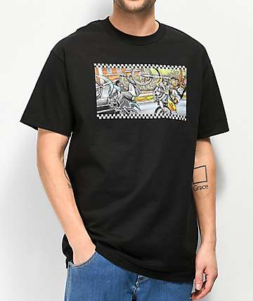 DGK Ride Or Die Black T-Shirt