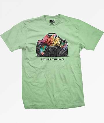 DGK Secure Mint T-Shirt