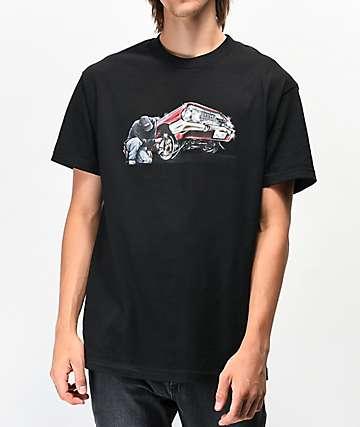 DGK Shine Black T-Shirt