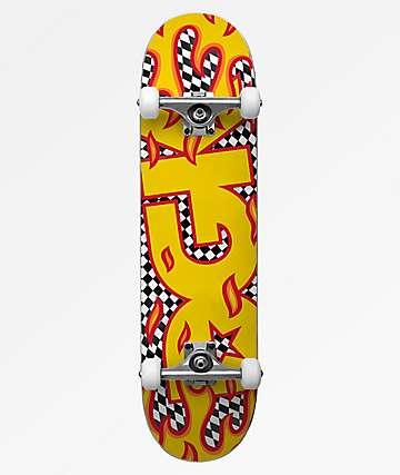 "DGK Speedway 8.0"" Skateboard Complete"