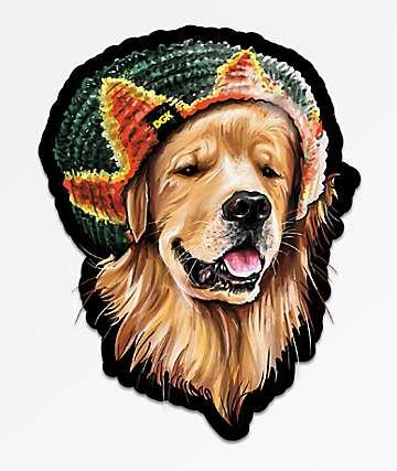 DGK Spirit Animal Labrador Sticker