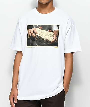 DGK Stack White T-Shirt