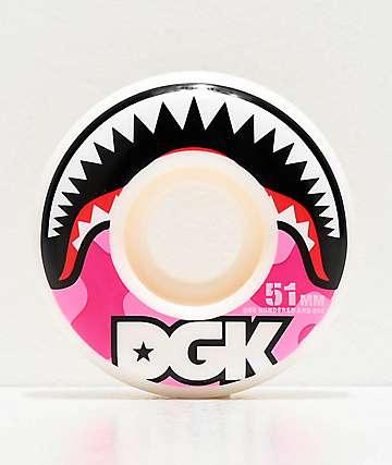 DGK Street Formula Warfare 51mm 101a Skateboard Wheels
