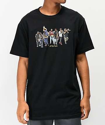 DGK Street Orchestra Black T-Shirt