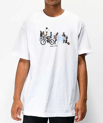 DGK Summer In The City White T-Shirt