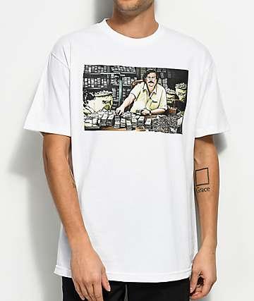 DGK The Boss camiseta blanca