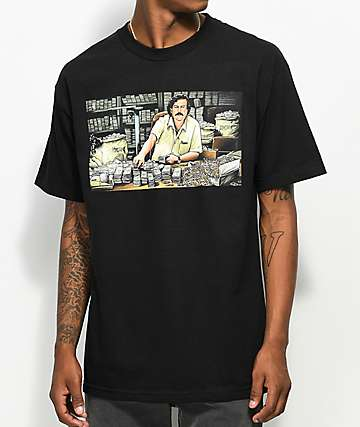 DGK The Boss camiseta negra