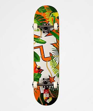 """DGK Tropic Heat 8.0"""" Skateboard Complete"""