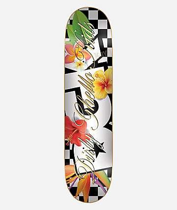 """DGK Tropical 8.1"""" Skateboard Deck"""