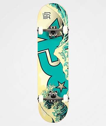 "DGK Tsunami 8.0"" Skateboard Complete"
