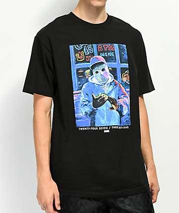 DGK Undercover camiseta negra