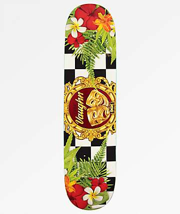"DGK Vaughn Luxury 7.8"" Skateboard Deck"