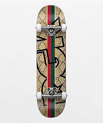 "DGK Venom 7.75"" Skateboard Complete"