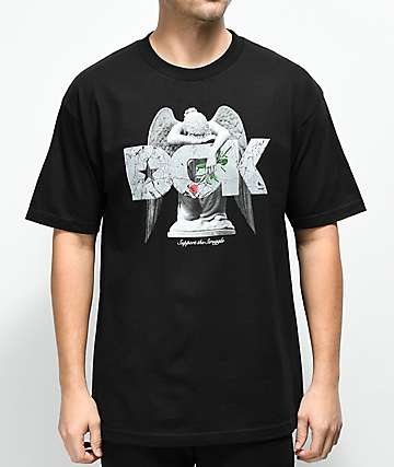 DGK Weeping Black T-Shirt