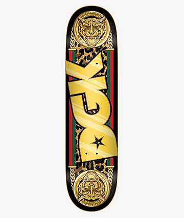 "DGK Wildlife 8.25"" Skateboard Deck"