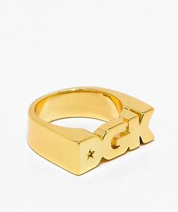 DGK anillo de oro
