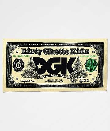 DGK toalla de playa de billete