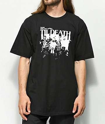 DOPE Free The Homies camiseta negra