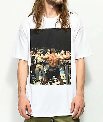 DOPE Heavyweight camiseta blanca
