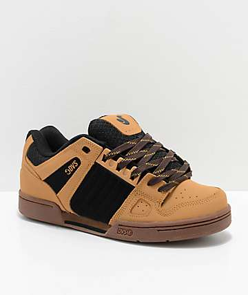 DVS Celsius Chamois Nubuck Skate Shoes