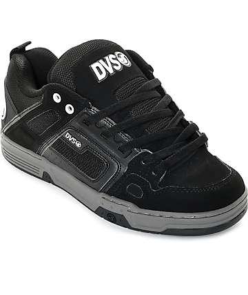 DVS Comanche zapatos de skate en negro