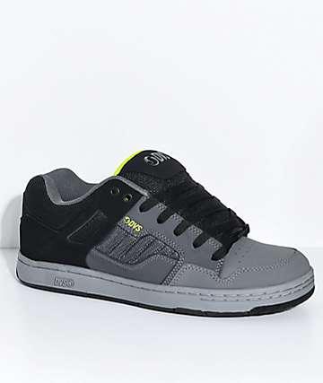 DVS Enduro 125 Charcoal & Black Skate Shoes