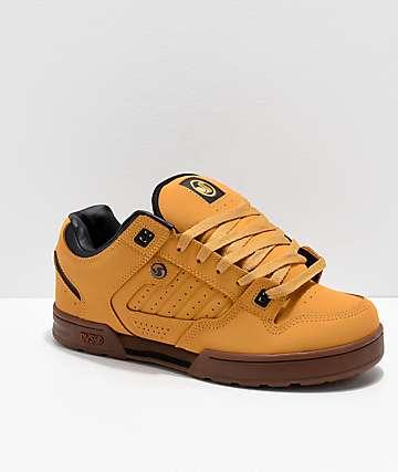 DVS Militia Snow Tan Nubuck Shoes