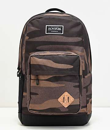Dakine 365 Daypack DLX Camo Ripstop Backpack
