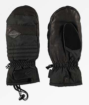 Dakine Fillmore Black Snowboard Mittens