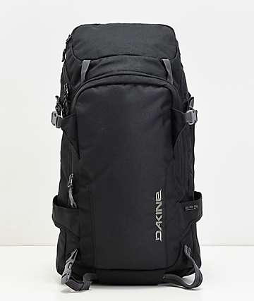 Dakine Heli Pro Black Backpack