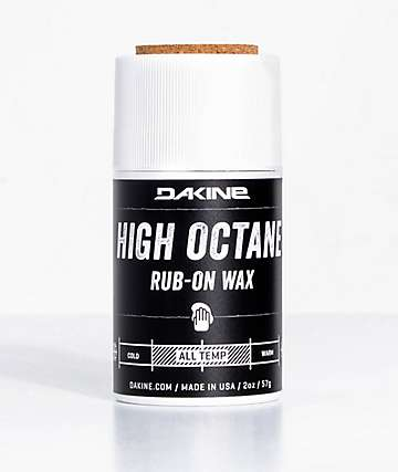 Dakine High Octane Rub On Wax 2018