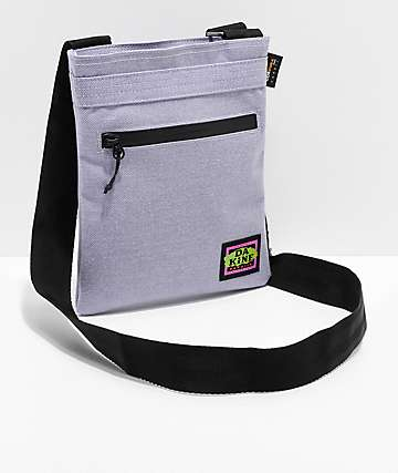 Dakine Jive Cannery Purple Shoulder Bag