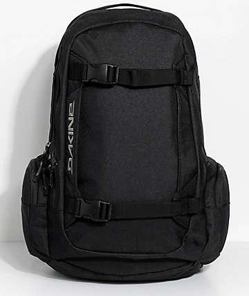 Dakine Mission Black 25L Backpack