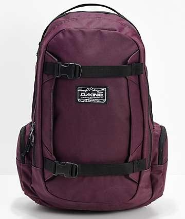Dakine Mission Plum Shadow Backpack