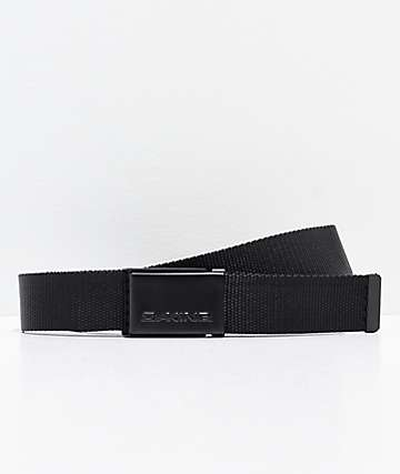 Dakine Rail Black Web Belt