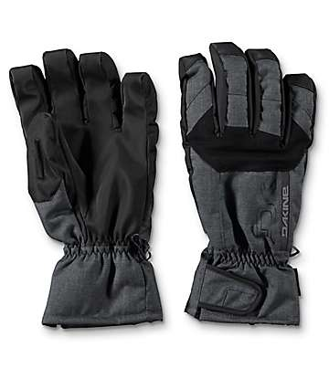 Dakine Scout Short Carbon Snowboard Gloves