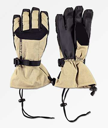 Dakine Scout Stone Grey Snowboard Gloves