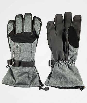 Dakine Scout guantes de snowboard en gris