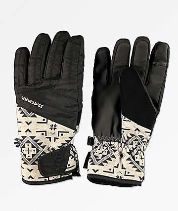 Dakine Sienna Black Snowboard Gloves