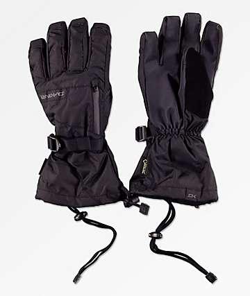 Dakine Titan Gore-Tex Black Snowboard Gloves