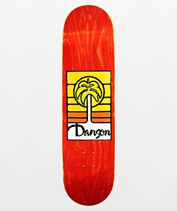 "Danson Island 8.25"" Skateboard Deck"