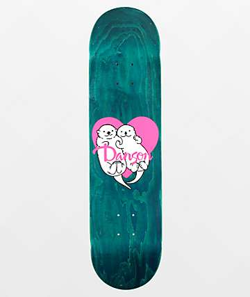 "Danson Otter Love 8.0"" Skateboard Deck"