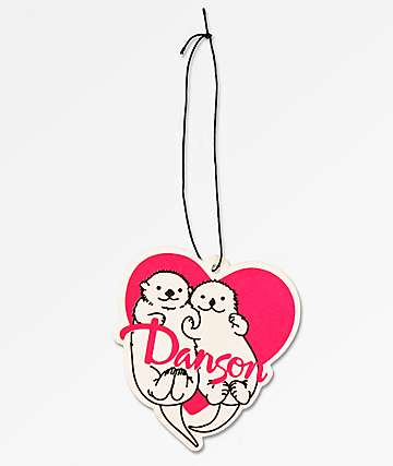 Danson Otter Love Air Freshener