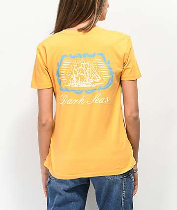 Dark Seas Armada Gold T-Shirt