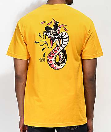 Dark Seas Cobra Gold T-Shirt