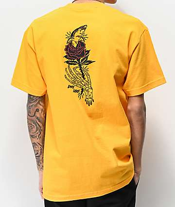 Dark Seas Cold Hand Gold T-Shirt