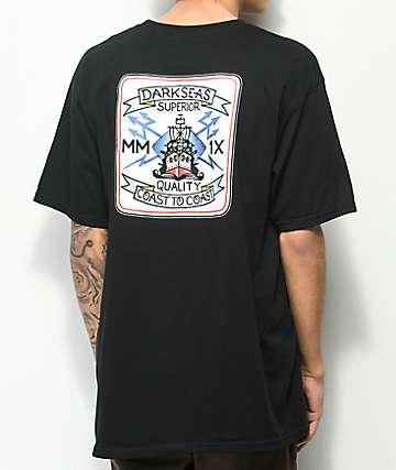 Dark Seas Destroyer camiseta negra