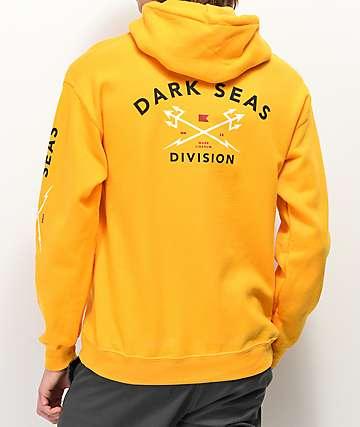 Dark Seas Headmaster Gold Hoodie